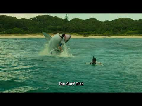 Behind The Scenes Of The Shallows - Shark