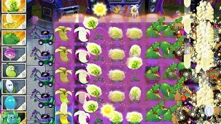Plants vs Zombies 2 Greatest Hits Epic Hack - Level 198 - Dandelion, Banana Launcher & Guacodile