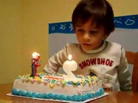 owen's 2nd birthday