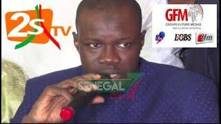 Dernière minute: Ousmane Sonko présente ses excuses à la 2stv et réitére ses propos sur Gfm