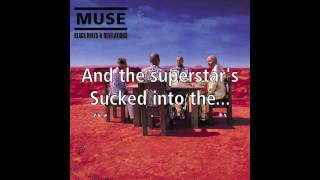 Muse - Supermassive Black Hole [HD]