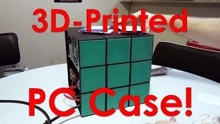 ALL 3D-Printed Computer Case!