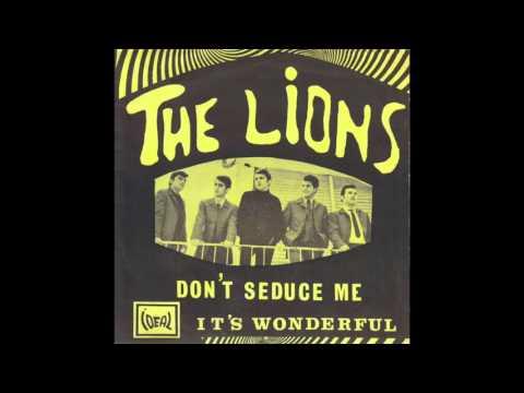 Tony Mann and the Lions -  Don't Seduce Me (Original 45 Belgian psych freakbeat dancer)