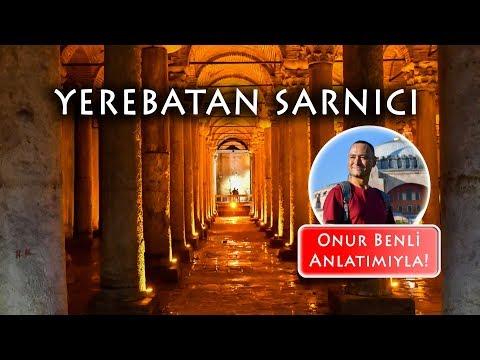 Yerebatan Sarnıcı İstanbul