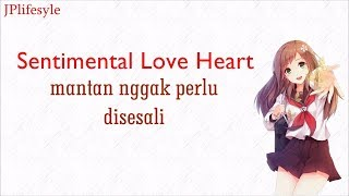 Download Mp3 Terima Kasih Mantan | Sentimental Love Heart - Gumi | Terjemahan Indonesia