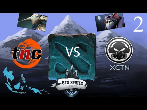 TnC vs Xctn - BTS Series SEA #4 - G2