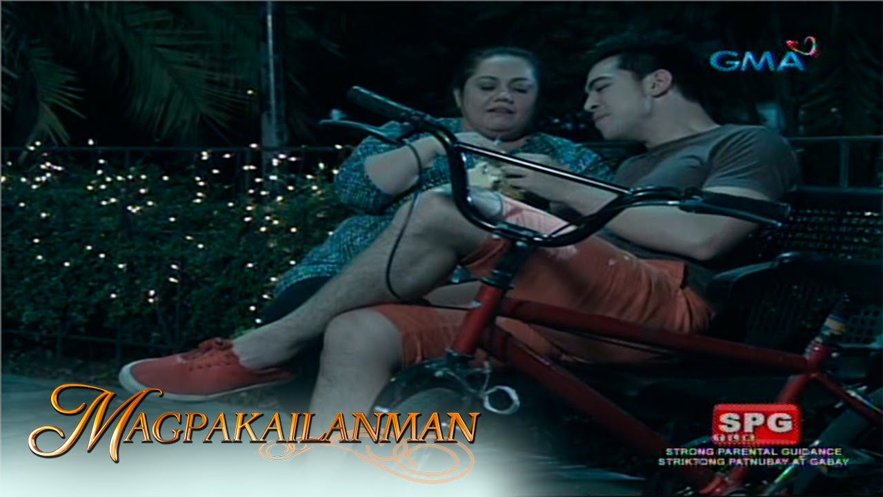 Magpakailanman: Ruby Rodriguez and Derrick Monasterio feature in a 'love knows no age' love story