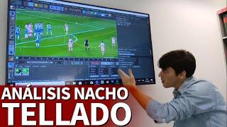 Nacho Tellado analiza los graves errores de las barreras con las faltas de Messi como ejemplo