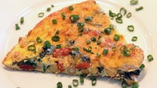 Perfect Frittata - Italian Sausage And Peppers Recipe