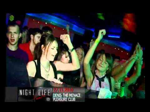 Night Life Khabarovsk Pleasure club Denis The Menace.wmv