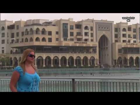 Dubai Burj Zentrum Reportage