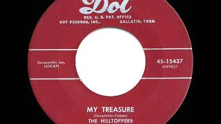 Gambar cover 1956 HITS ARCHIVE: My Treasure - Hilltoppers