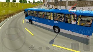 Proton Bus Simulator #5 - Android Gameplay FHD