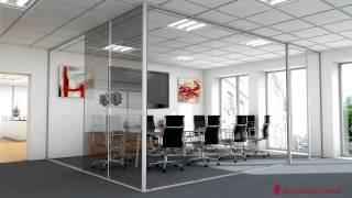 TEX GLASS Installazione