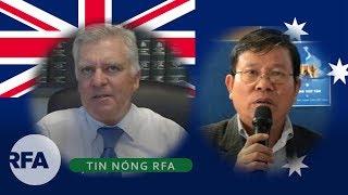 Tin nóng RFA | Dân biểu Úc tiếp tục lên tiếng cho trường hợp Châu Văn Khảm