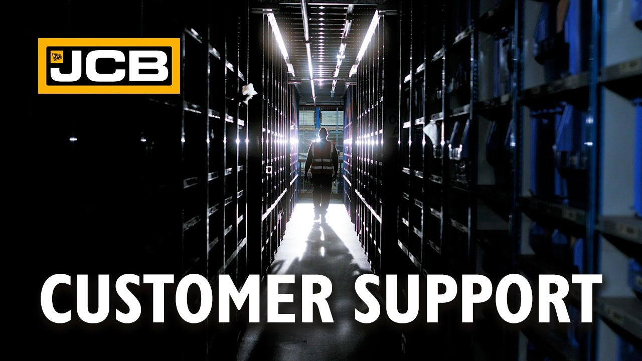 JCB Customer Support and LiveLink Telematics
