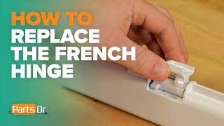 How to replace the french hing…
