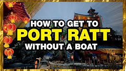 BLACK DESERT ONLINE How To Get To Port Ratt Without A Boat!