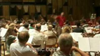 "Alexia Vassiliou - Making of Re-bE: ""Time"" with Slovak Philharmonic Orchestra"