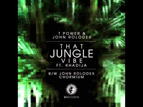 T Power & John Rolodex : That Jungle Vibe