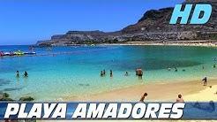 Playa Amadores (Gran Canaria - Spain)