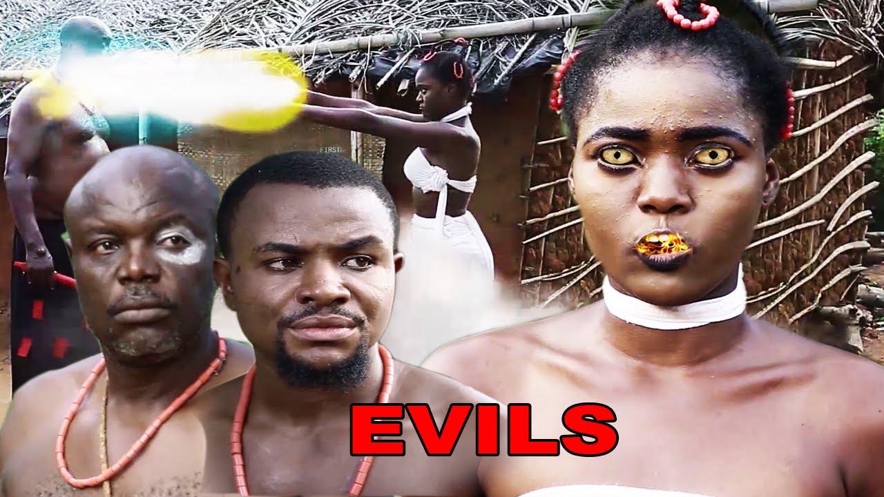 Download EVILS SEASON 1 - NEW MOVIE|LATEST NIGERIAN NOLLYWOOD MOVIE
