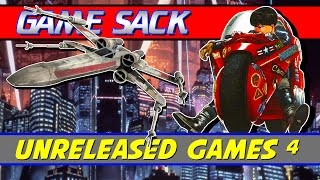 Unreleased Games 4 - Game Sack