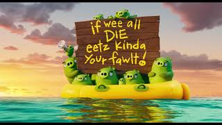 THE ANGRY BIRDS 2 - International Trailer A