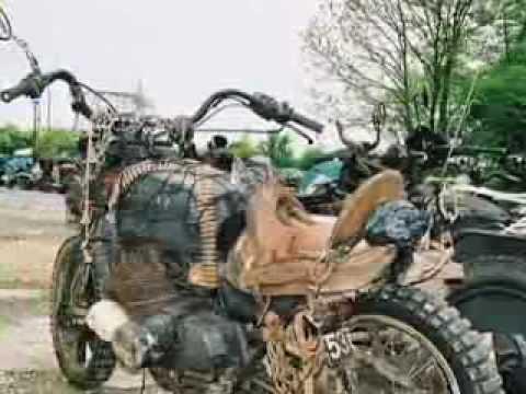 Rat Rod Motorcycles
