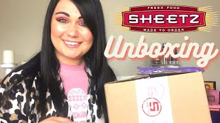 SHEETZ Gas Station Unboxing