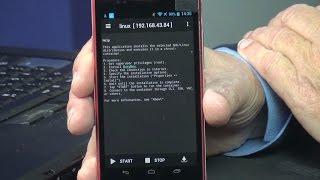 Linux auf Android-Geräten mit Linux Deploy und chroot
