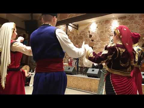 Ο Αποκριάτικος χορός απ' την Ένωση Σελινιωτών Αττικής στον Ομαλό (1)
