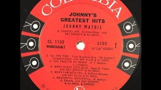 Johnny Mathis - Chances Are - Mono LP - HQ