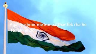Independence day | Jai Hind | Indian Army | Kashmir | A.R. Raheman | Maa Tuje Salaam |