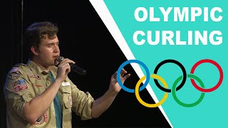 Olympic Curling - Ryan Roe