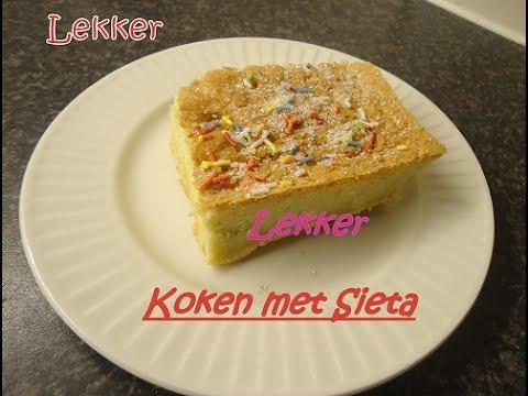 Cake ( Eksi koek)