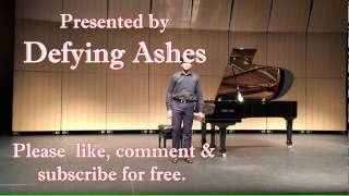 Jonathan D'Souza - Paganini Jazz, Fazil Say