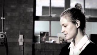 HUNGER TV: POLLY MORGAN - ART IN THE EAST END