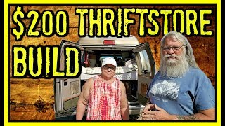 less-than-200-for-a-thrift-store-no-build-build-hightop-conversion-van-fit-for-a-queen