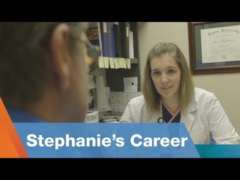 Stephanie's Career As A Rehab Director