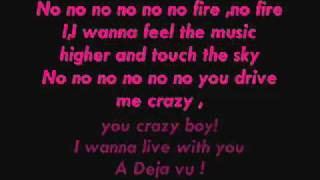 Bob Taylor ft Inna   Deja vu +Lyrics