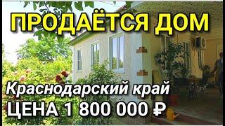 В ПРОДАЖЕ ДОМ С ХОРОШИМ САДОМ / ЛАБИНСКИЙ РАЙОН / Подбор Недвижимости