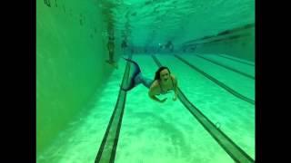 Live Mermaid appearance Long Cove Yacht Club - ️Mermaid Shannon