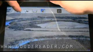 Top 5 e-reader applications for Android Tablets