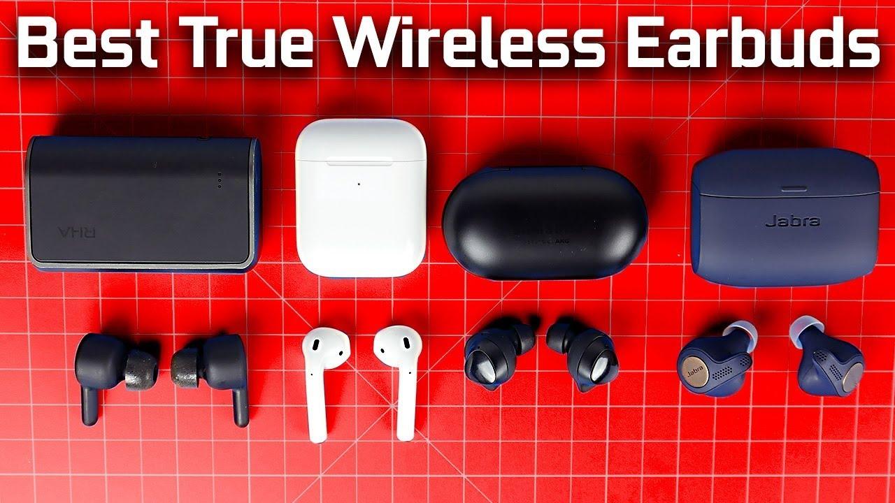 Download Best True Wireless Earbuds - 2019