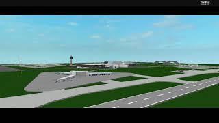 ROBLOX - Orlando International Airport - Ciniematic