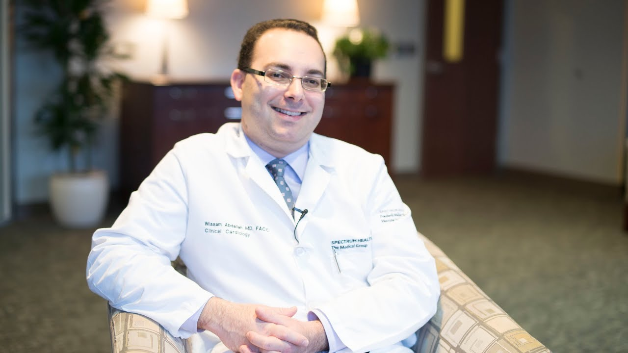 Wissam Abdallah, MD | Cardiology | Spectrum Health Find A Doctor