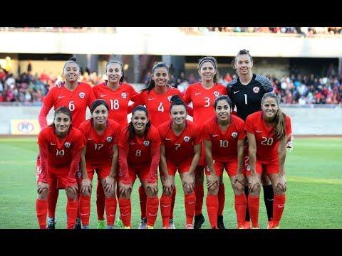 Amistoso Selección Femenina | Chile vs. Jamaica en CHV