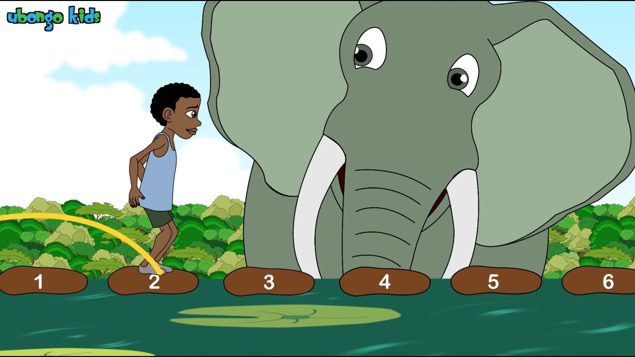 Oh Oh Skip Counting! | And Other Educational Math and Science Songs from Ubongo Kids