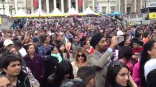 Trafalgar Square vaisakhi mela 2013 London